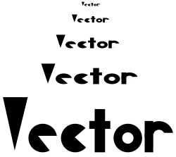 VectorScaledSmall
